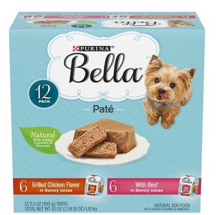 Bella Wet Dog Food 12-Pack Only $1.79 (Reg $8.29)