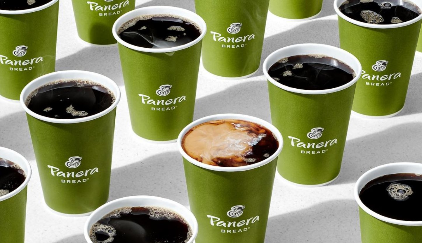 First Month of MyPanera Unlimited Coffee for FREE (Reg. $9)