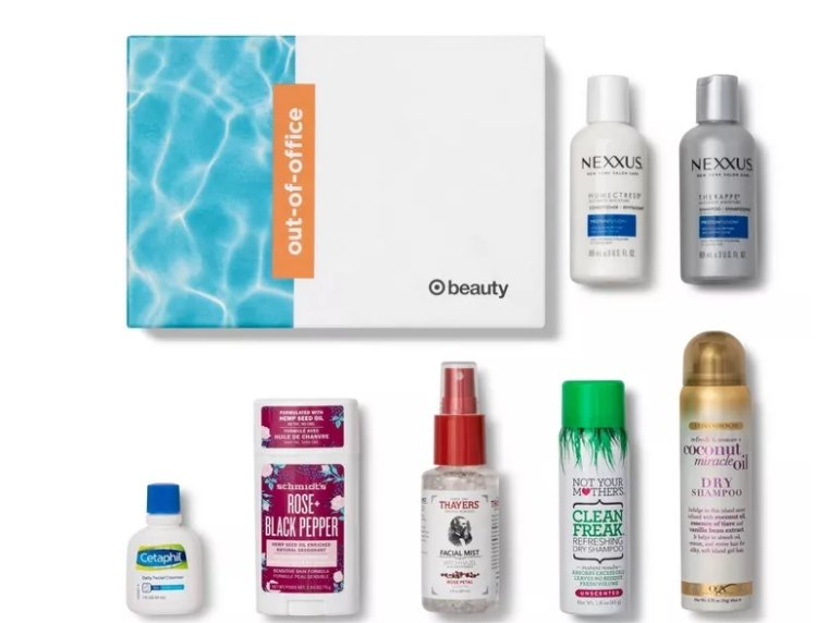 Target March Beauty Box Only $7 + Comes With Full-Size Schmidt's Natural Deodorant ($8 Value!) + Free Shipping!