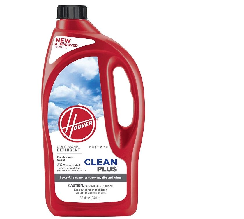 Hoover CleanPlus Carpet Cleaner & Deodorizer 32 oz Only 3.95 + Free Shipping!