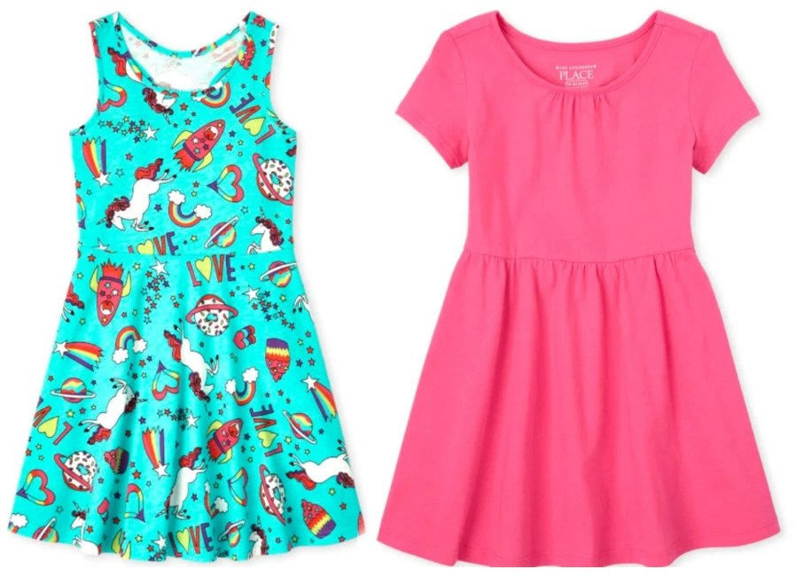 The Children's Place – Up To 80% Off Clearance Apparel + Free Shipping! Girls Dresses Only $3.39 Shipped!