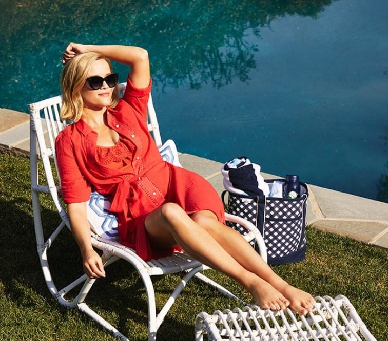 Lands' End – Additional 40% Off Your Entire Purchase! Even Reese Witherspoon's Draper James Collection!