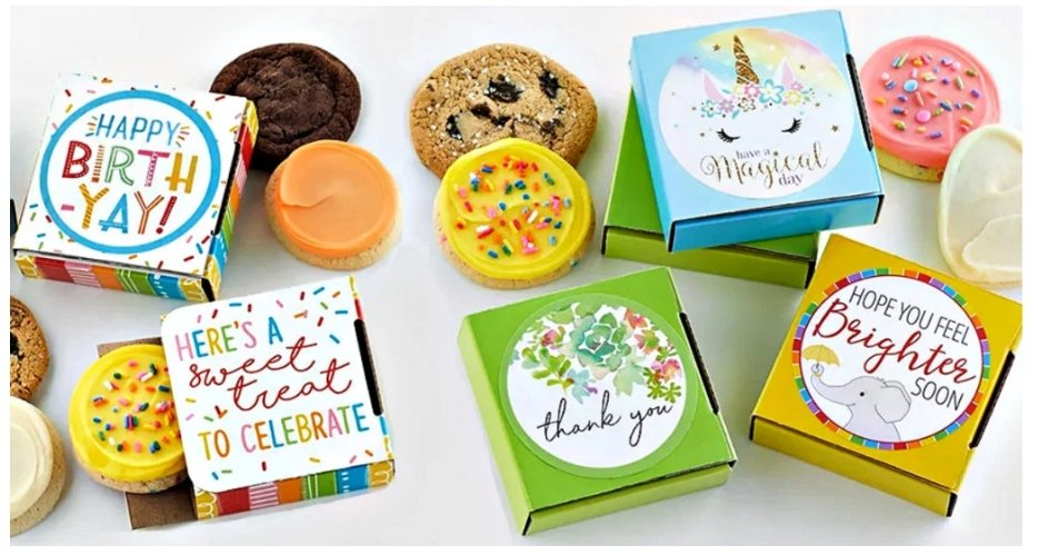 Cheryls.com – Cookie Cards Only $5 Shipped! Makes A Great Gift!