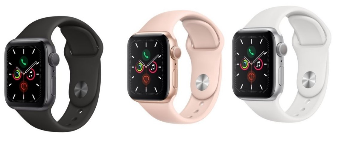 Apple Watch Series 5 GPS, 40mm Just $299.00, Reg $399.00 + Free Shipping at Walmart.com!
