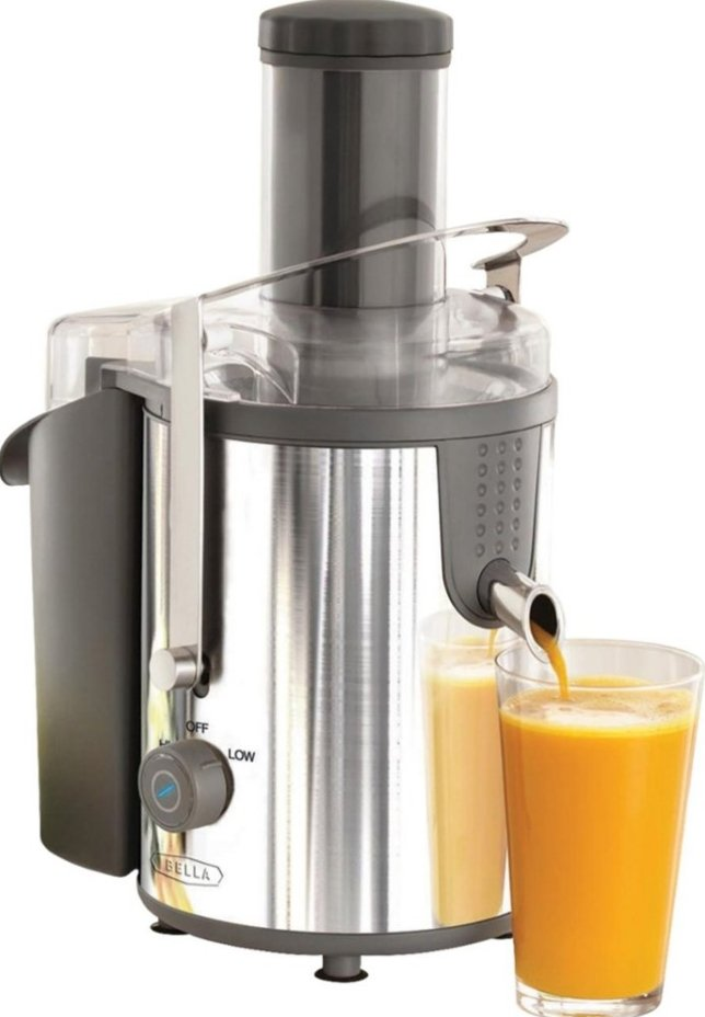 Bella High Power Juicer Only $39.99, Reg $69.99 + Free Shipping!