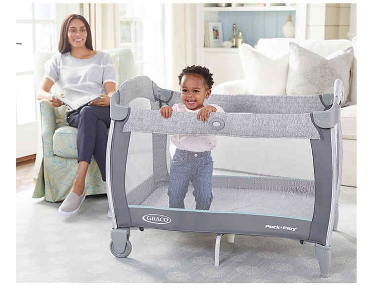 GracoBaby – Up To 40% Off Playards, Car Seats and Strollers + Free Shipping!