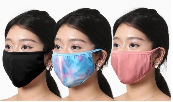 Groupon – 6 Pack Of 100% Cotton Reusable Face Mask Only $25.58 Shipped! Just $4.26 Each!