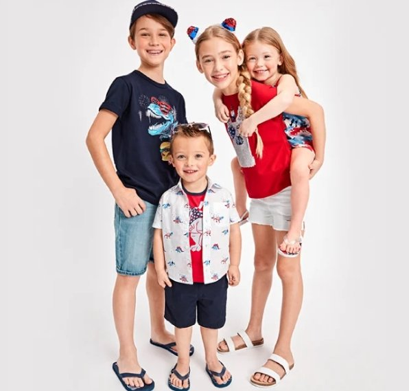 The Children's Place – 70% Off ALL Kids Shorts + Free Shipping On ALL Orders! Girls 2-Pack Shorts Only $4.49 Shipped!