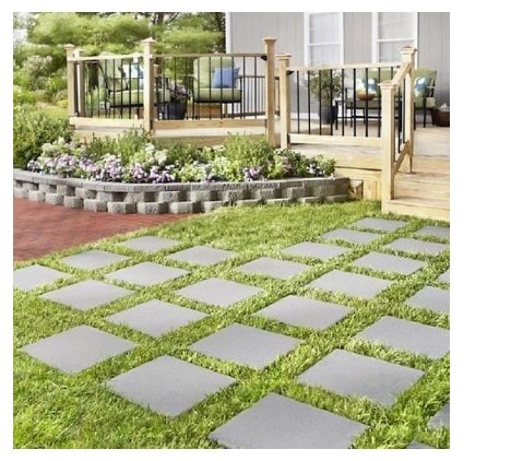 Lowes – $1 Patio Stones (3 Colors) + Free Store Pickup!