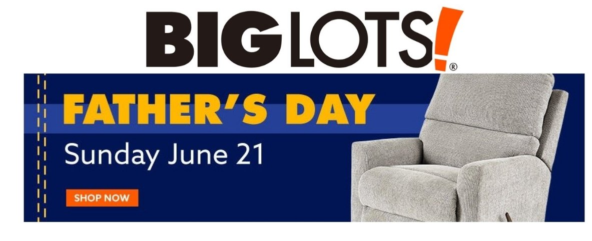 Big Lots – Save an Extra 15% Off Your Entire Purchase!