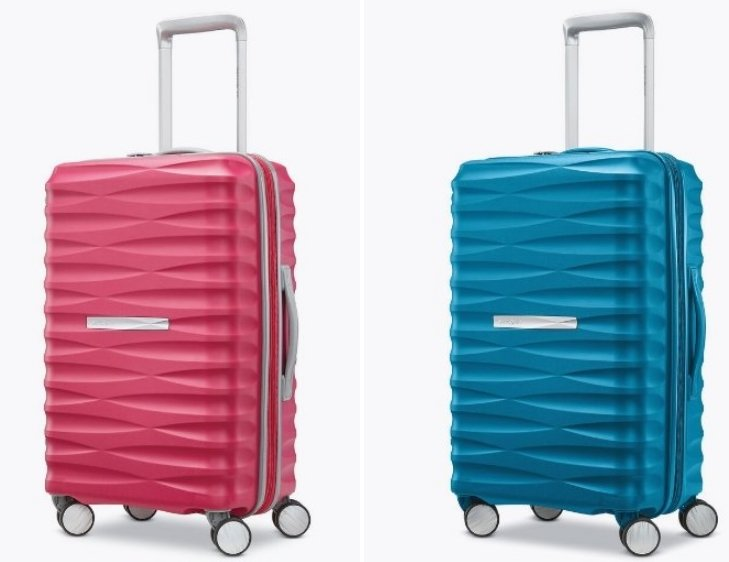 Samsonite – Take 50% Off 'Friends & Family' Event + Extra 30% Off! Voltage DLX 20″ Spinner Luggage Only $122.50, Reg $350.00!