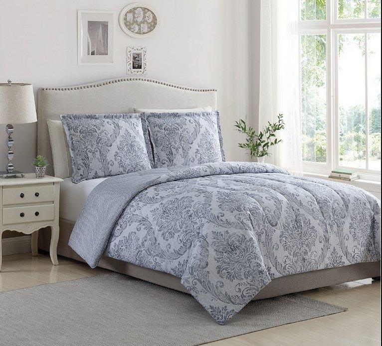Macy's.com – Select Pem America or Ellison First Asia 3-Piece Comforter Sets Only $20.98, Reg $80.00!