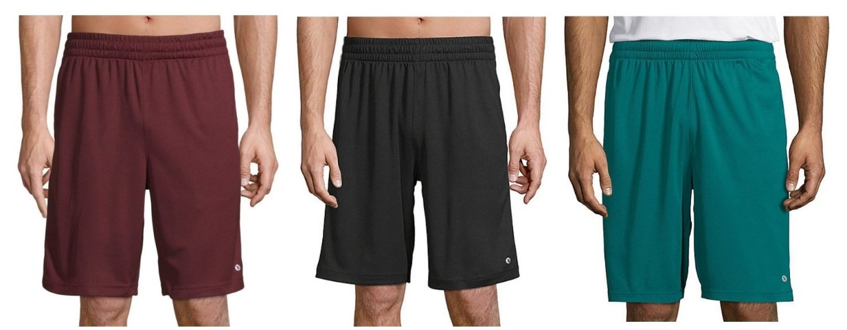 JCPenney.com – Xersion Mens Moisture Wicking Basketball Shorts Only $8.99, Reg $25.00 + Free Store Pickup!