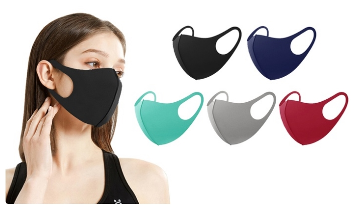 Unisex Non-Medical Reusable Cotton Face Masks (5 Pack) Only $14.98 Shipped! Less Than $3.00 Each!