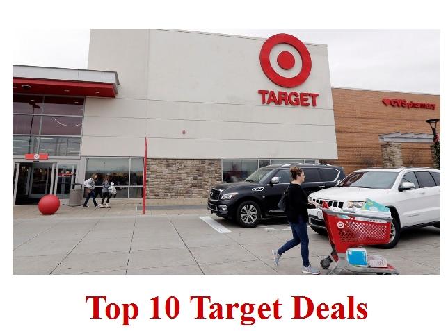 Top 10 Target Deals For 7/12-7/18