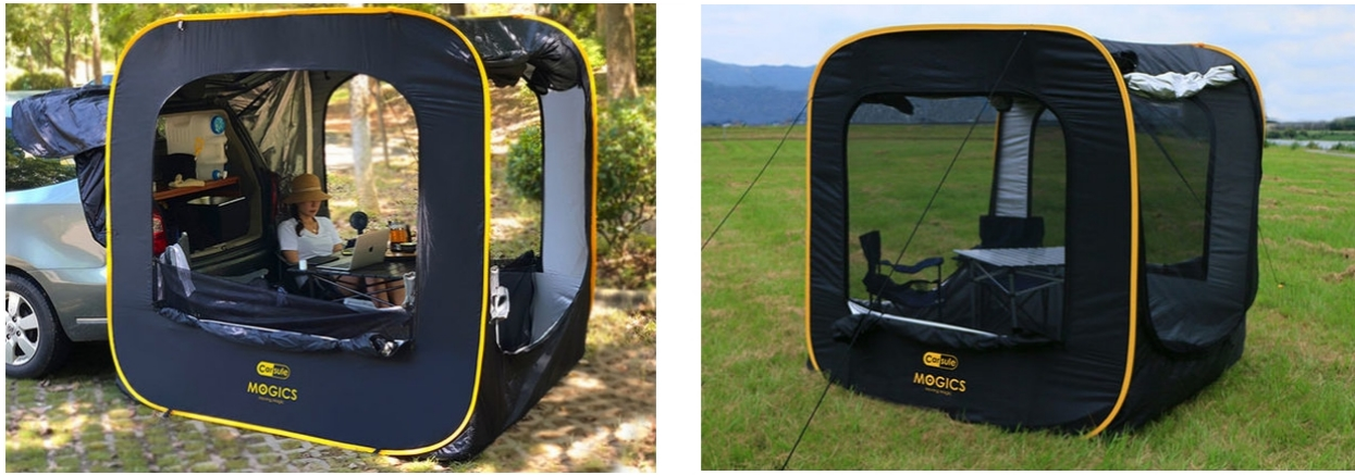 CARSULE Pop-Up Cabin For Your Car Only $299.99, Reg $379.00 + Free Shipping!