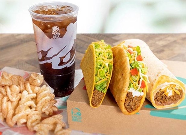 FREE Chalupa Cravings Box at Taco Bell! June 30th ONLY!