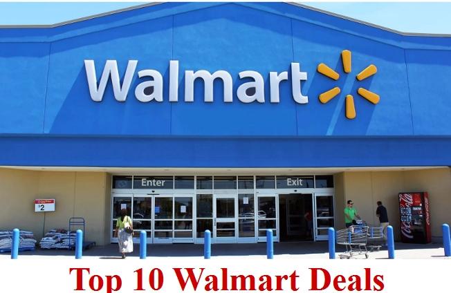 Top 10 Walmart Deals For 4/11-4/17