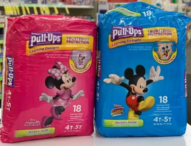 Huggies Pull-Ups Jumbo Packs Only $4.50 at CVS!