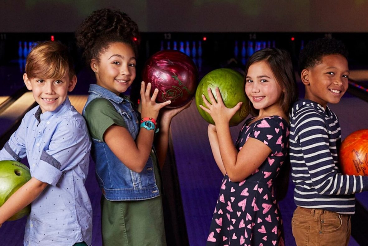 Kids Bowl FREE – 2 FREE GAMES Of Bowling Each Day All Summer Long!