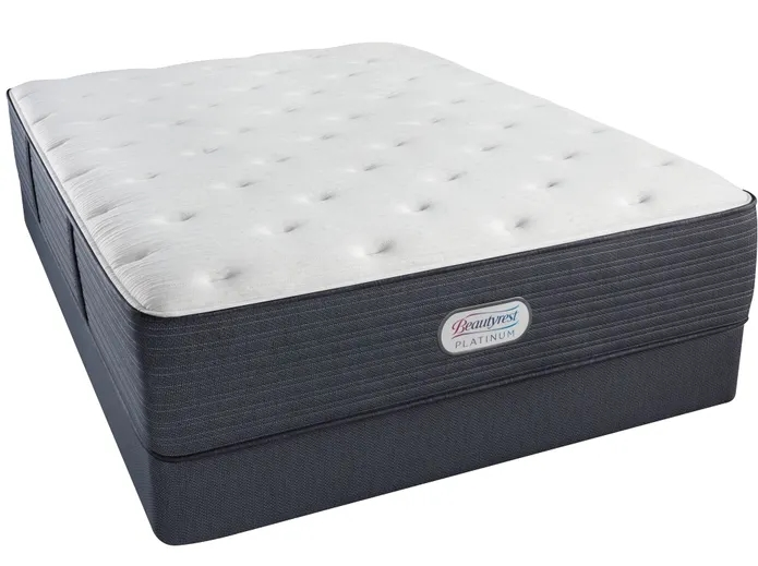 Simmons Beautyrest Platinum Mattress Sale Up To 50% Off + Free Shipping!  Queen Size Spring Grove Plush Mattress Only $639.00, Reg $1299.00!