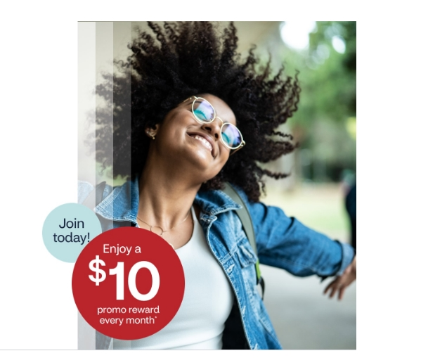CVS Carepass – Sign Up For A $5 Monthly Subscription And Receive a $10 Monthly Reward + Free Shipping For Online Orders
