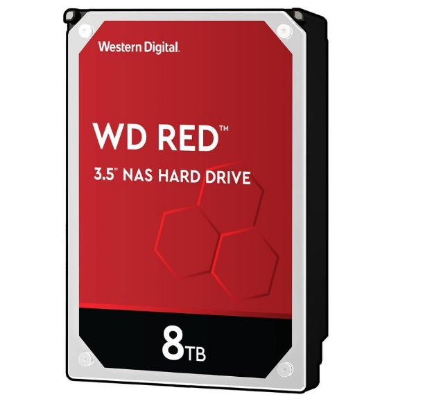 Newegg.com – 8TB WD Red NAS 3.5″ Internal Hard Drive $169.99 (Regularly $229.99) + Free Shipping!