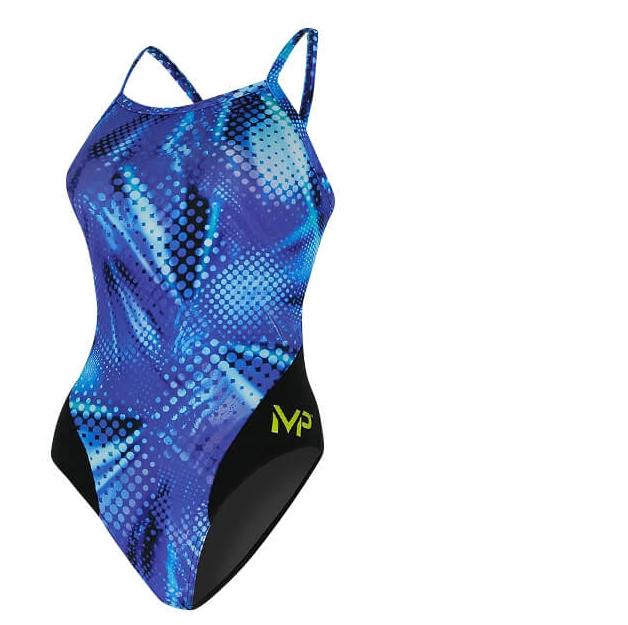 Michael Phelps Mesa Mid Back Women's Swimsuit Only $19.99, Reg $69.99 at Leftlanesports.com!