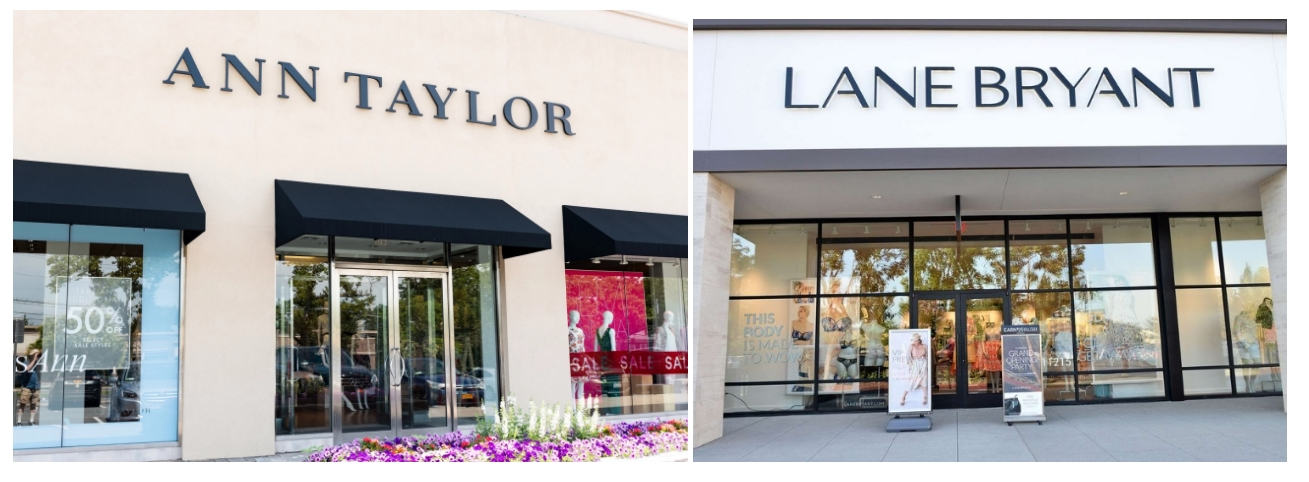 Ann Taylor and Lane Bryant Filed for Chapter 11 Bankruptcy