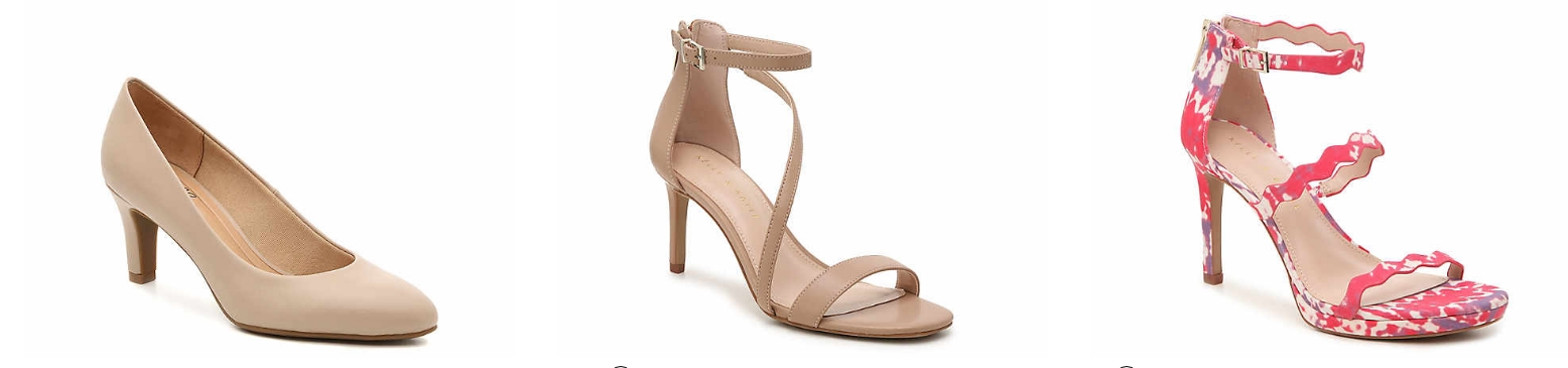 DSW.com – Buy One, Get One FREE Sale! Score Two Pairs For Only $11.99 + Free Shipping!