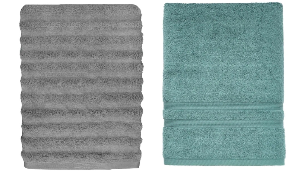 Highly Rated SONOMA Goods for Life Bath Towels Only $5.19 Each at Kohl's.com (Regularly $13.99)