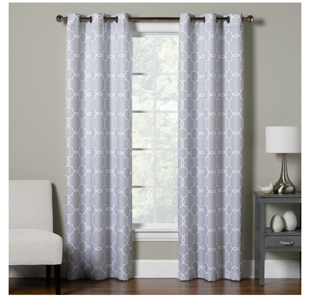 70% off The Big One Window Curtain 2-Packs at Kohl's.com!