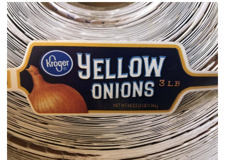Voluntary Recall Onions Because of Possible Salmonella Risk