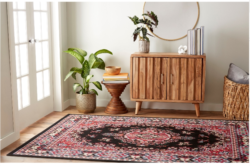 Home Dynamix Premium Sakarya 5 x 7 Area Rug Only $27.79, Reg $55.34 at Walmart.com!