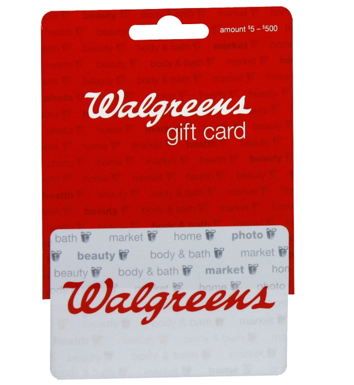 FREE $10 Walgreens Gift Card w/ Purchase of 2 Domino's, Uber, Taco Bell, Foot Locker, or Burlington Gift Cards!