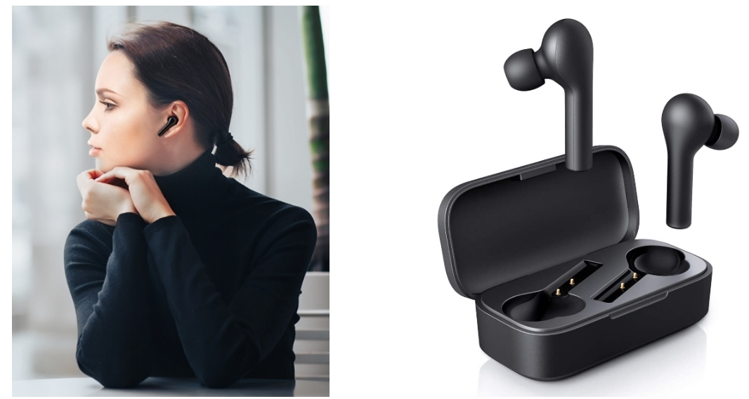 AUKEY True Wireless Bluetooth Earbuds w/ Charging Case Only $21.00, Reg $49.99 + Free Shipping at Amazon!