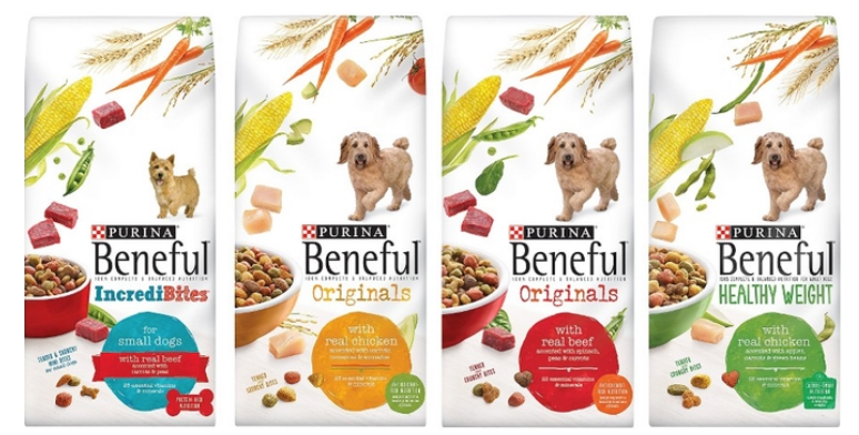 Purina Beneful Dry Dog Food 3.5lb Only $2.69, Reg $5.99 + Free Store Pickup at Target!