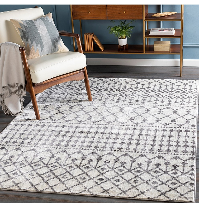 Zulily – Up To 90% off 5′x7′ Area Rugs! All Under $49.00!