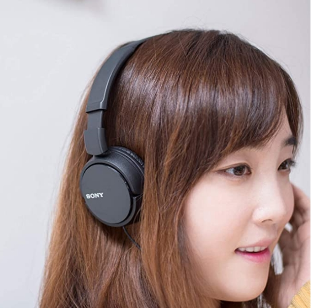 Sony Stereo Headphones Only $9.99 at Amazon! VERY HIGHLY RATED!!!