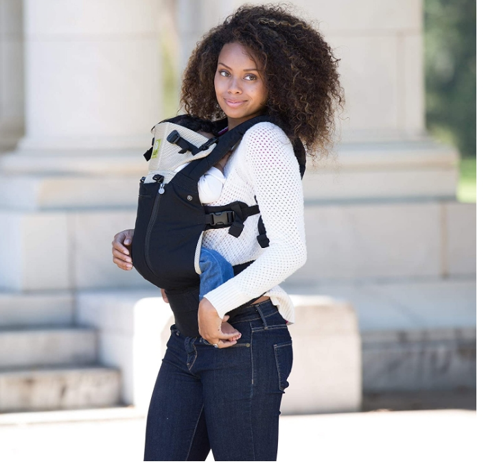 LÍLLÉbaby Ergonomic Baby and Child Carrier Only $69.99, Regularly $140 + Free Shipping!