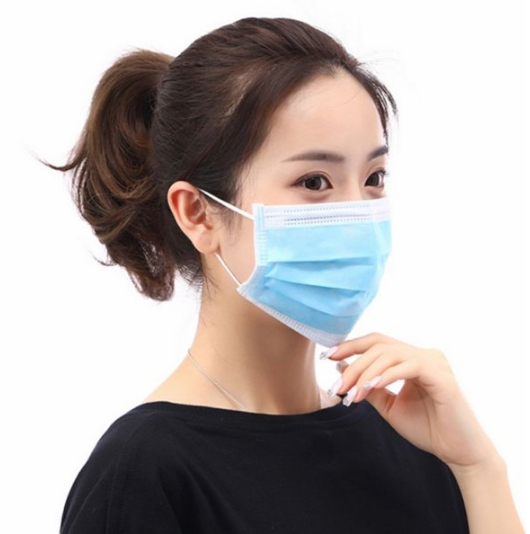 Disposable Mask, Comfortable, Breathable, 50 pcs Only $12.48, Reg $24.96 + Free Shipping From Walmart.com!