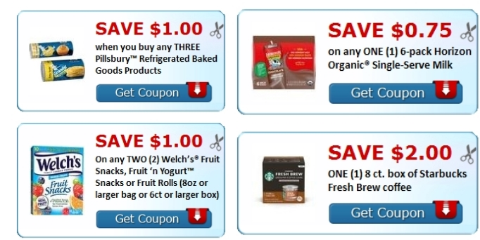 New Printable Coupons! Print Them Now!