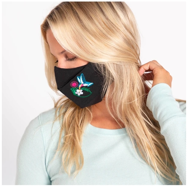 Support Our Veterans When You Buy 2, Get 1 Free on Select Face Masks!