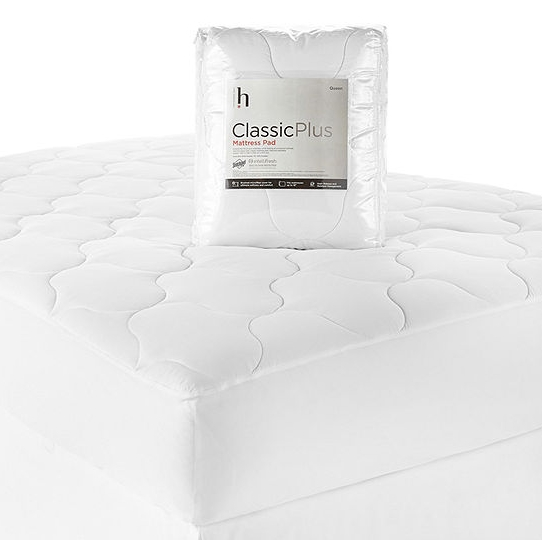 JCPenney – Score an Extra 30% Off + Free Store Pickup! Home Expressions Classic Plus Mattress Pad Only $14.99!