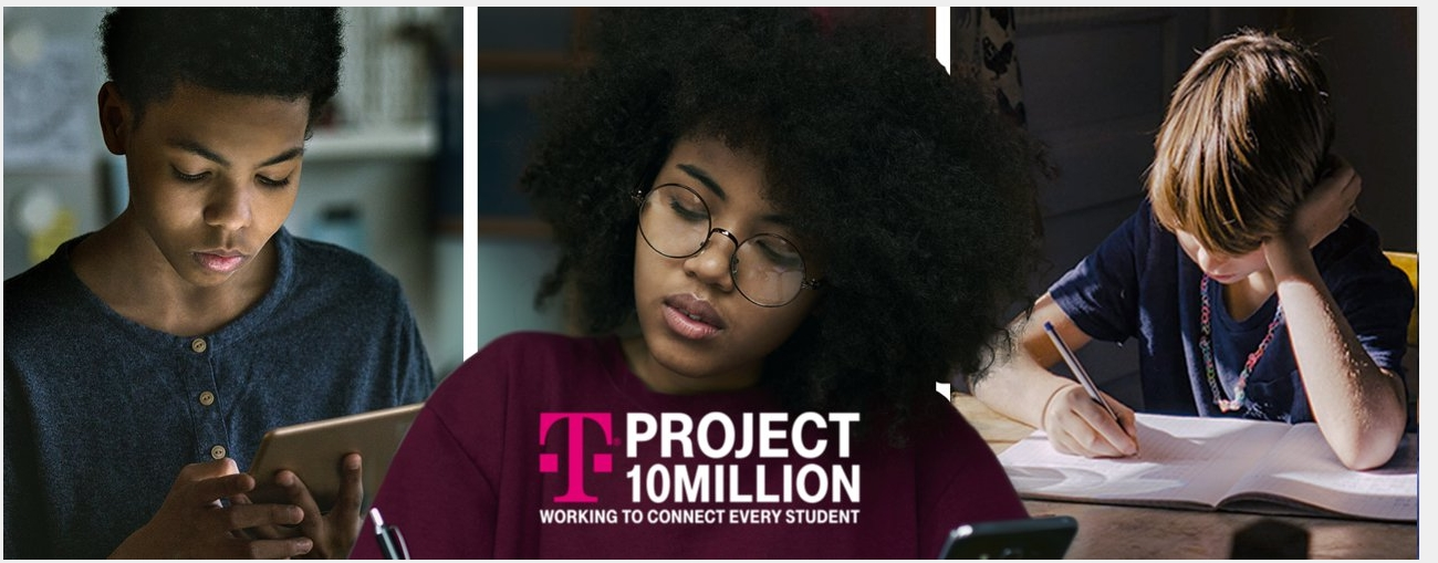 Free Internet With T-Mobile Project 10Million!