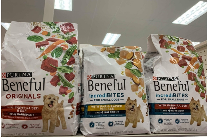 Five FREE Bags of Purina Beneful Dry Dog Food, 3.5 lb at Target! LAST DAY!!!
