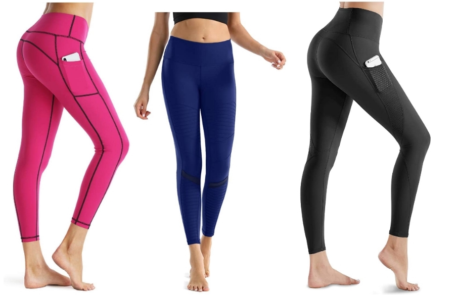 Nonwe Women's Yoga Leggings Only $9.60, Reg $23.99 + Free Shipping!