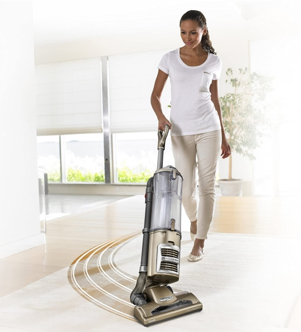 Shark Navigator DLX Upright Vacuum in Gold/Silver Only $149.00, Reg $199.99 + Free Shipping at Amazon!