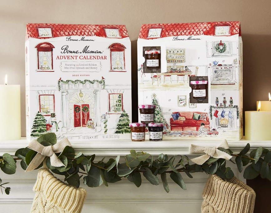 The 2020 Bonne Maman Advent Calendar $34.99 + Free Shipping at Amazon ( FREE $10 Amazon Credit w/Purchase)