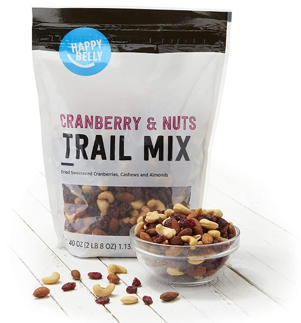 Happy Belly Cranberry & Nuts Trail Mix, 40 oz Only $11.79 + Free Shipping!